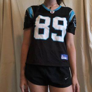 Women's Carolina Panthers NFL Jersey